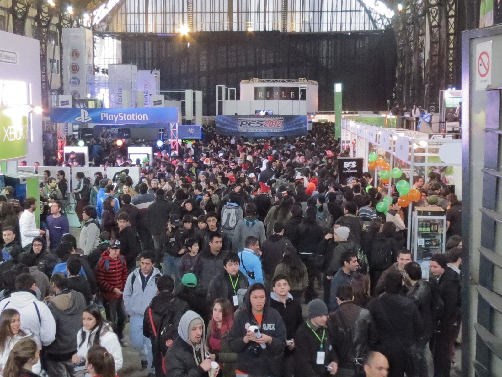 Así lo vivimos: FestiGame 2012 Chile. Nuestras conclusiones [Parte 1]