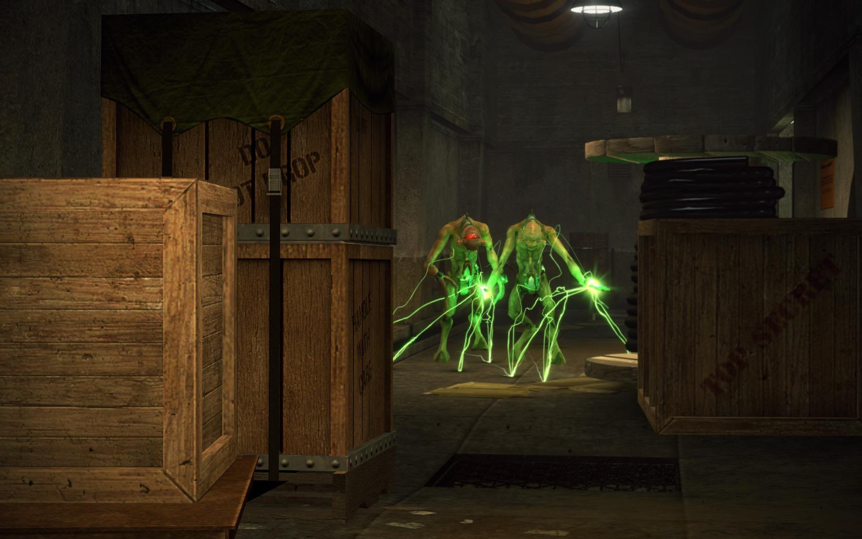 Nuevas imágenes de Black Mesa Source [Screenshots]