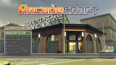 Arcadecraft te permitira administrar tu local Arcade de los 80′s [Video]