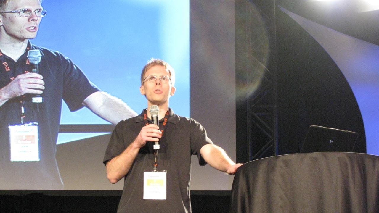 John Carmack nos habla de todos sus planes en la QuakeCon 2012 [Video]