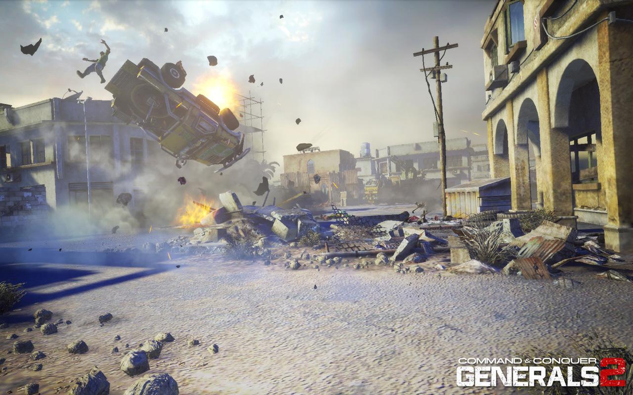 Command & Conquer Generals 2 pasa al modelo F2P [Videos]