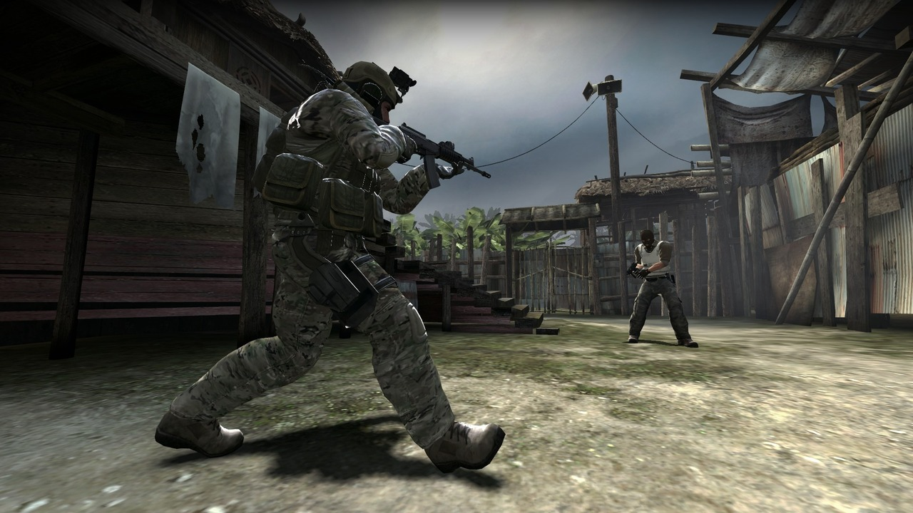 Trailer de Counter Strike: Global Offensive [Videos]
