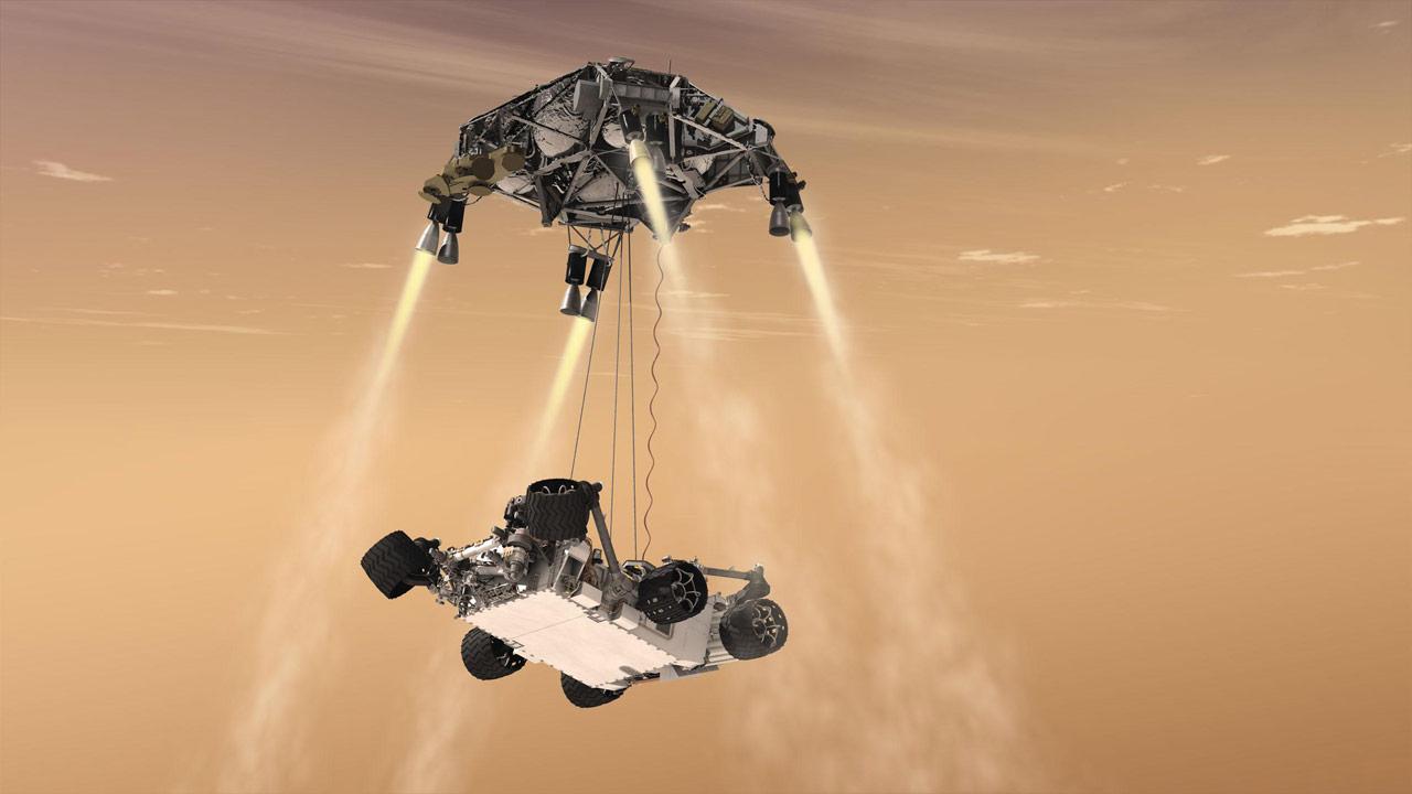 Ciencia NO ficción: Hoy aterriza Curiosity, el robot más avanzado que se haya enviado a Marte [EN VIVO]