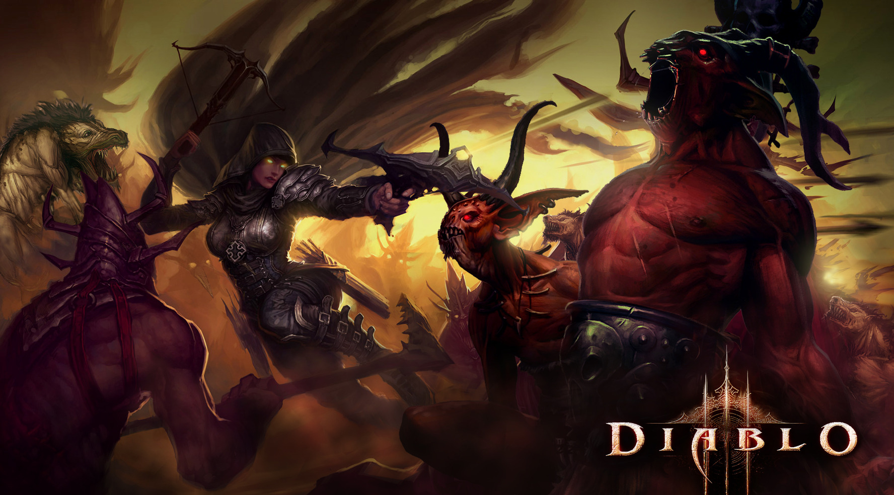 Disponible Diablo III Starter Edition GRATIS en Battlenet [FRI TU PLEi]
