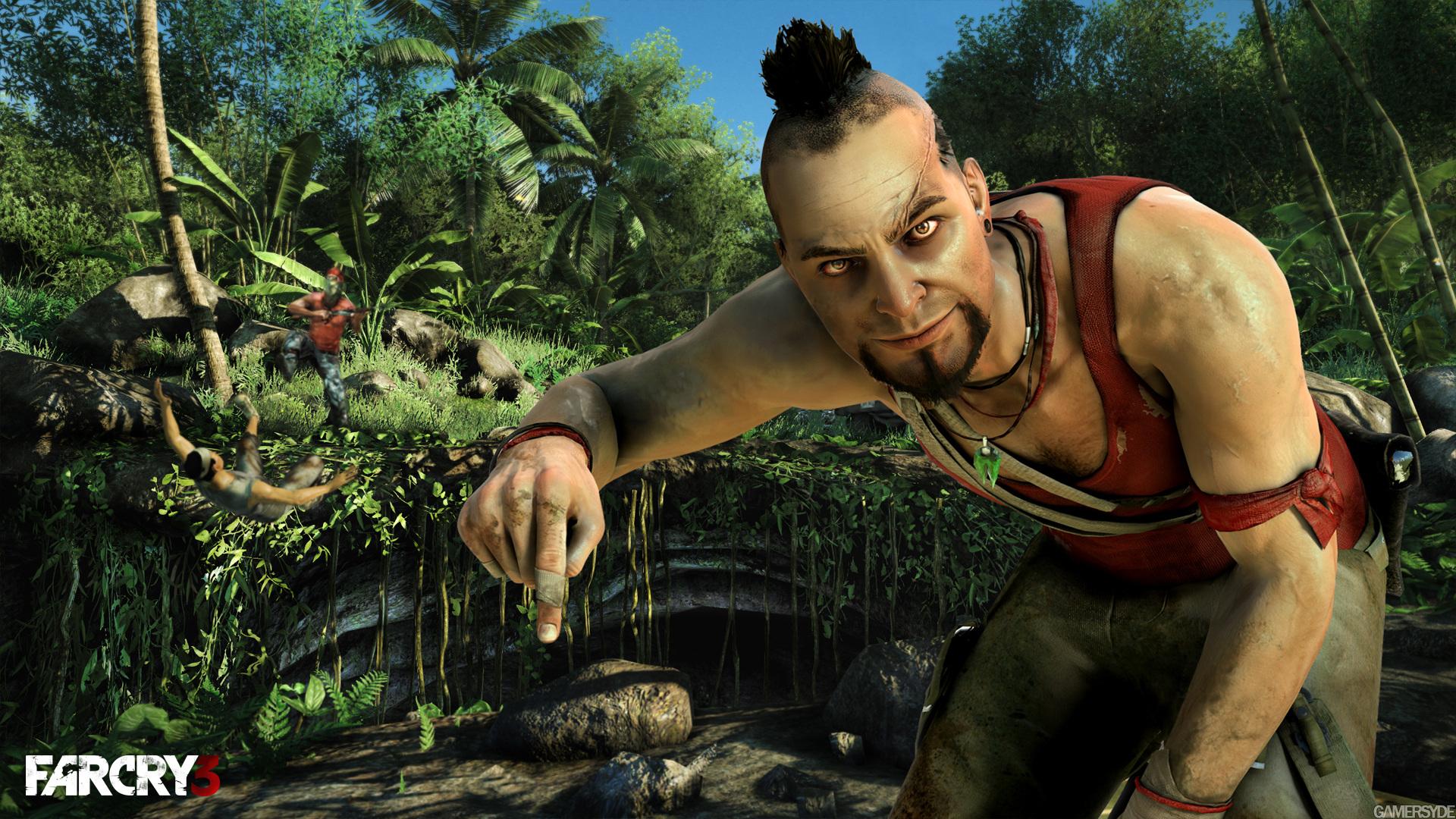 Cuatro minutos de Far Cry 3 en cooperativo comentado por sus desarrolladores [Video]