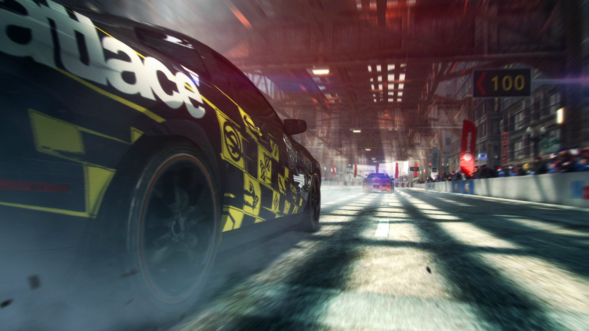 Pisa el pedal a fondo en este trailer de Grid 2 [Video + Screenshots]