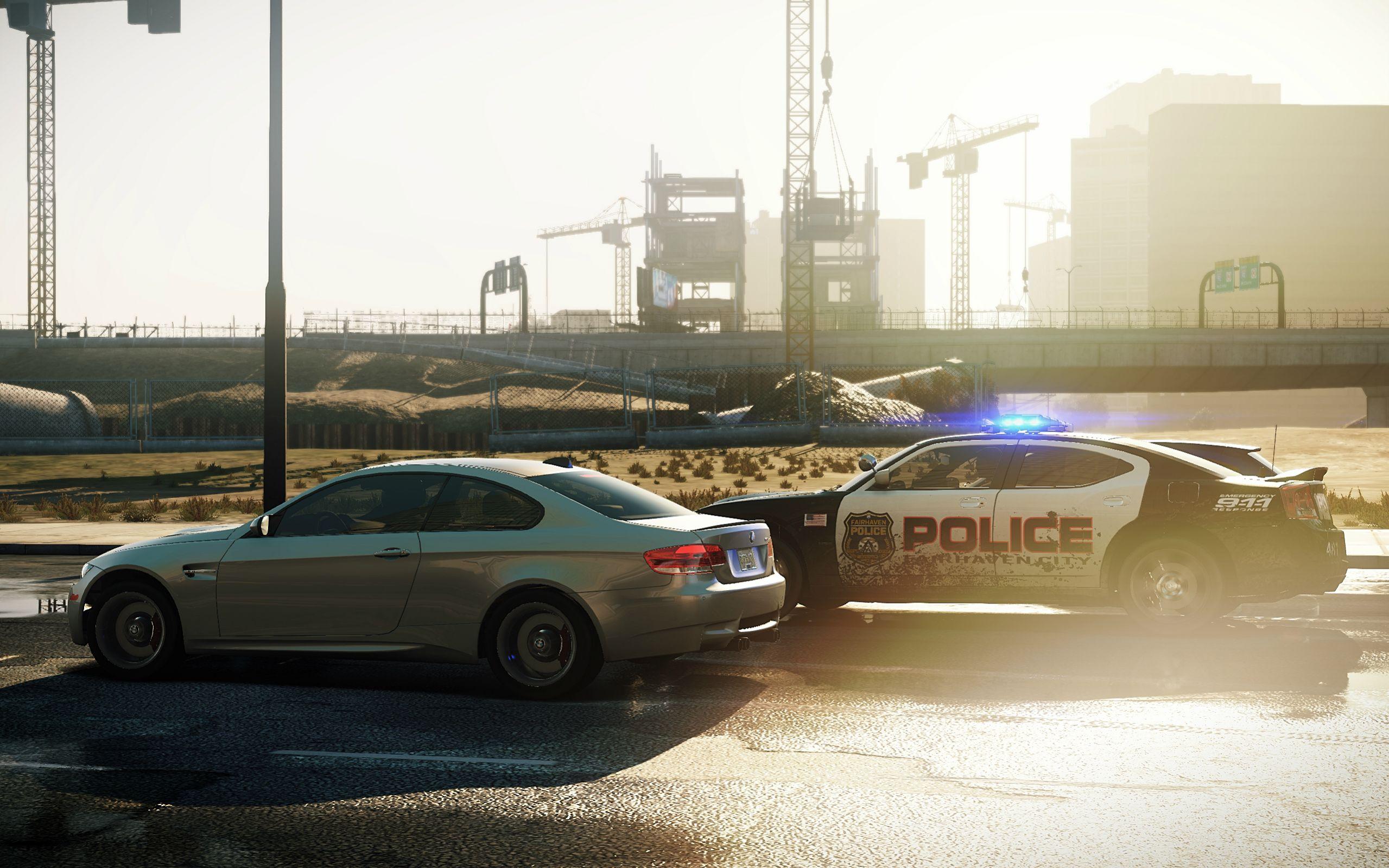 Vídeo Gameplay de NFS: Most Wanted muestra autos abandonados en un mundo abierto [Vídeo]