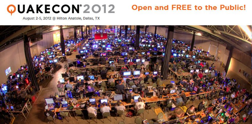 Ya están abiertas las puertas de la QuakeCon 2012 [Mega Uber Evento]