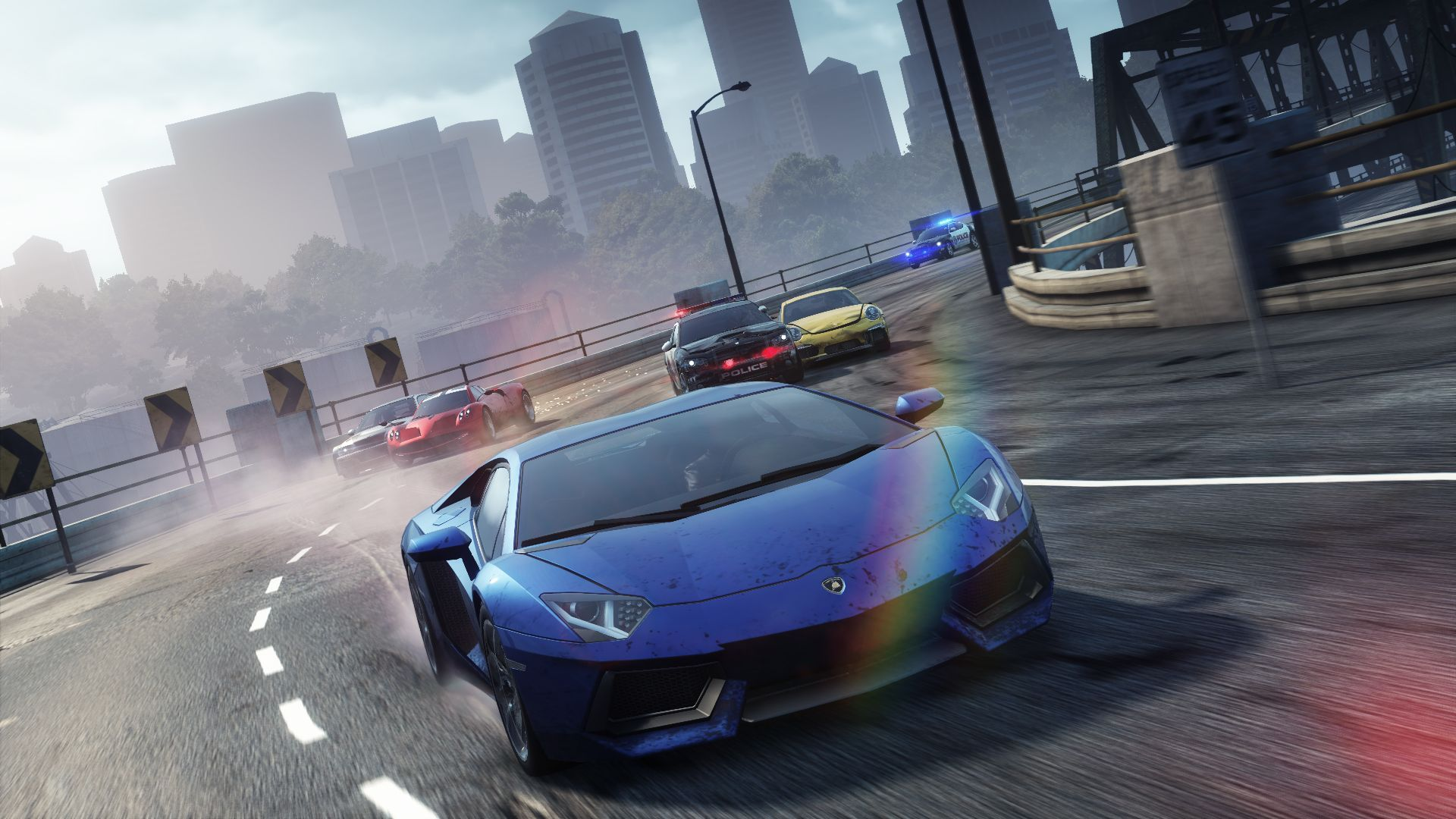 Gameplay de Need For Speed: Most Wanted [Video]