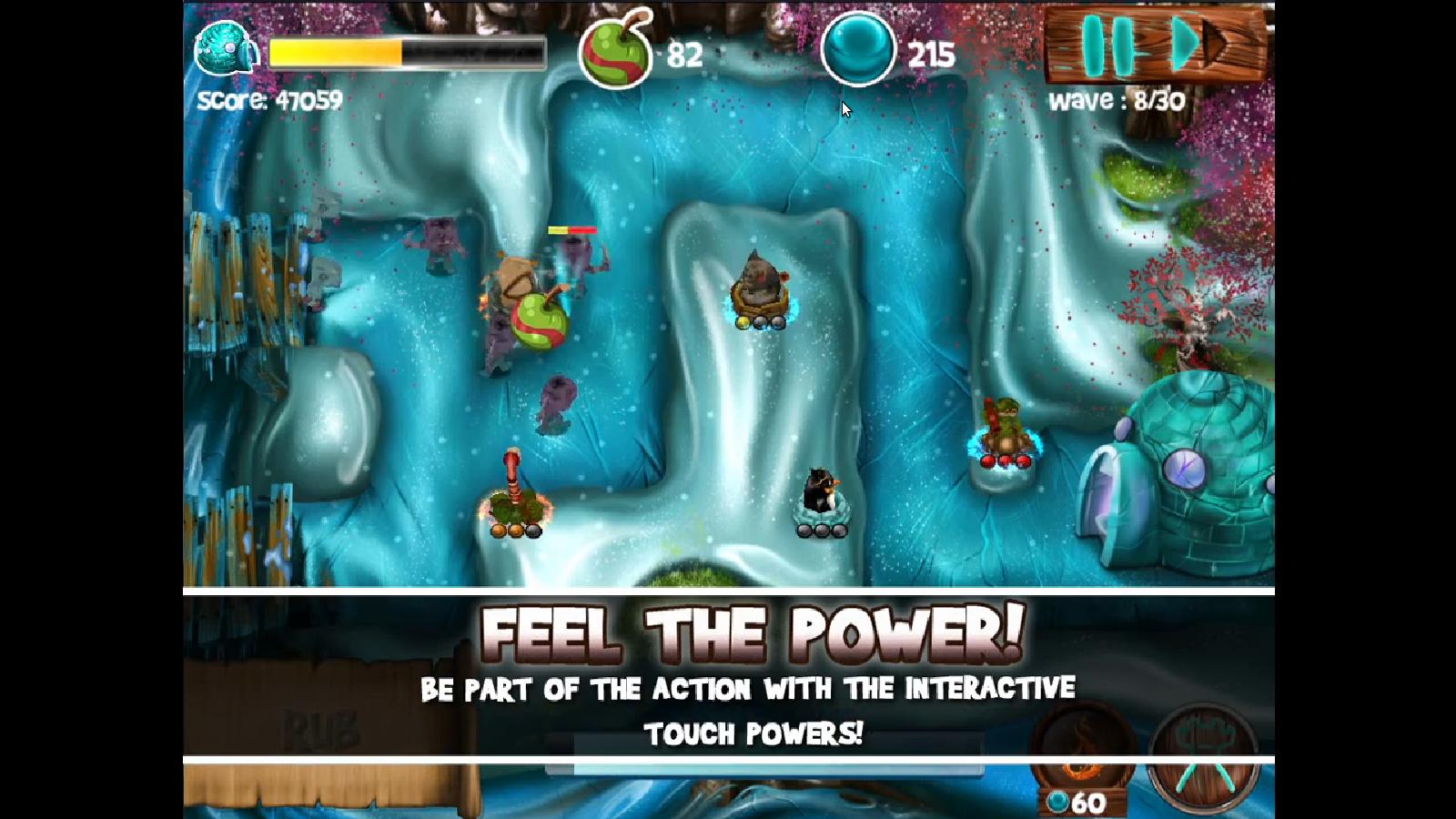 Trailer de Wild Heroes [iOS]
