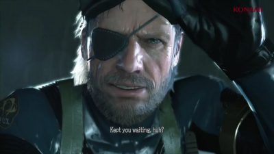 Nuevo video gameplay de Metal Gear Solid V directamente desde la TGS [Kojima News]