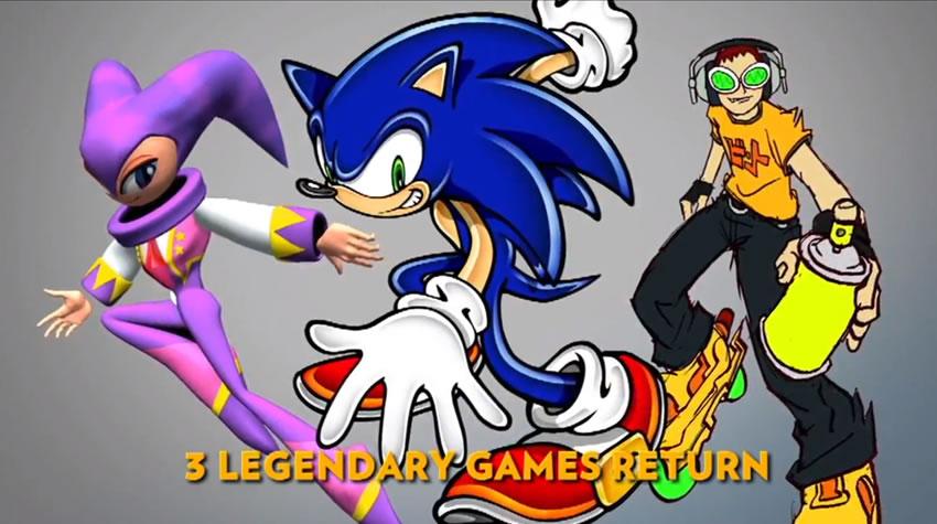Trailer de Sega Heritage trae tres sus viejos títulos a la gloria del HD [Vídeo]
