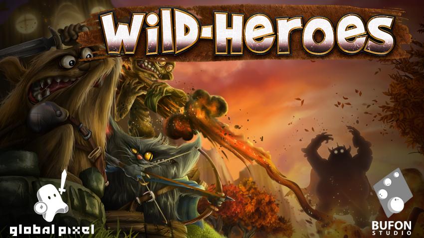 Ya está a la venta Wild Heroes! [iOS]