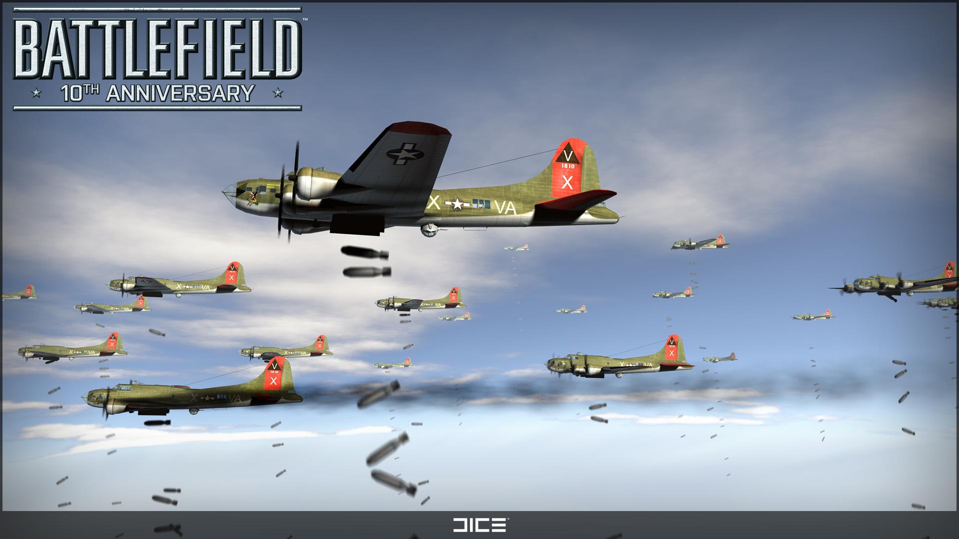 Battlefield cumple 10 años [CEEELEBREEEICHON]