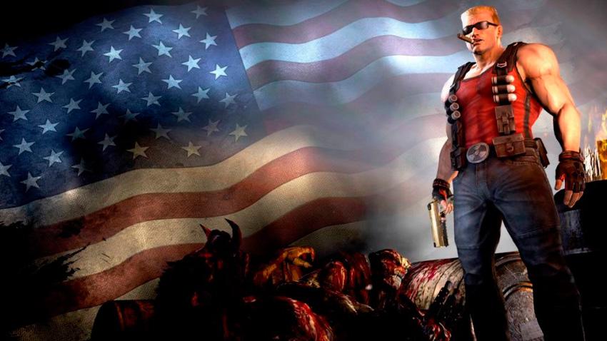 Gearbox confirma sus deseos de hacer un nuevo juego de Duke Nukem [Comentarios]
