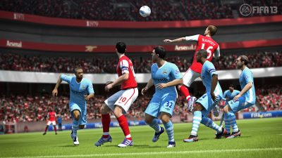 Ya está disponible el demo de FIFA 13 para descargas en consolas y PC [Demo]