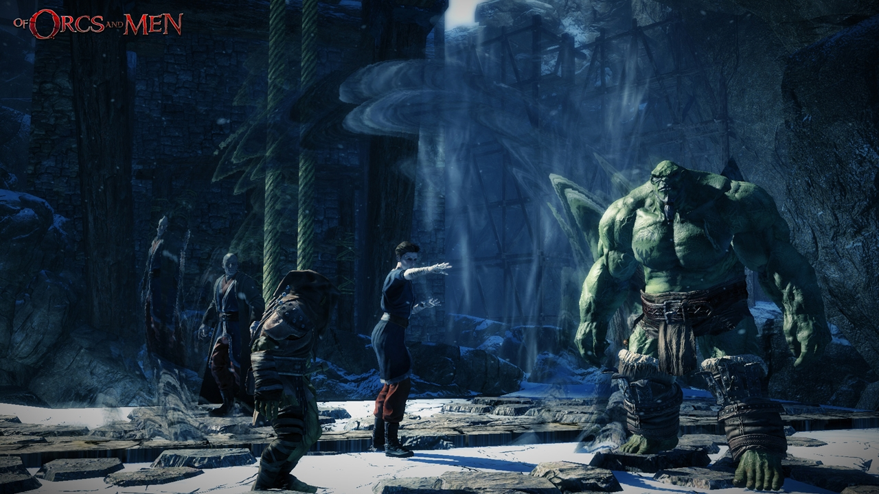 Of Orcs and Men, te va a poner verde, pero no de envidia [Screenshots]