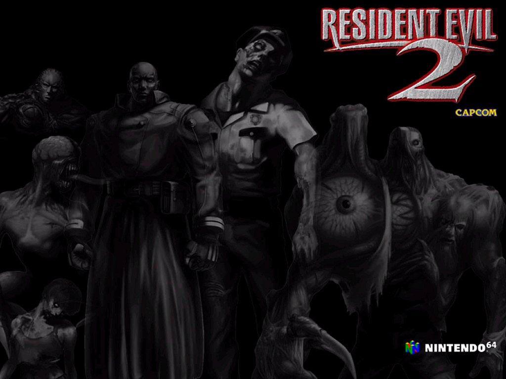 Lagzeronet Resident Evil 2 Wallpaper