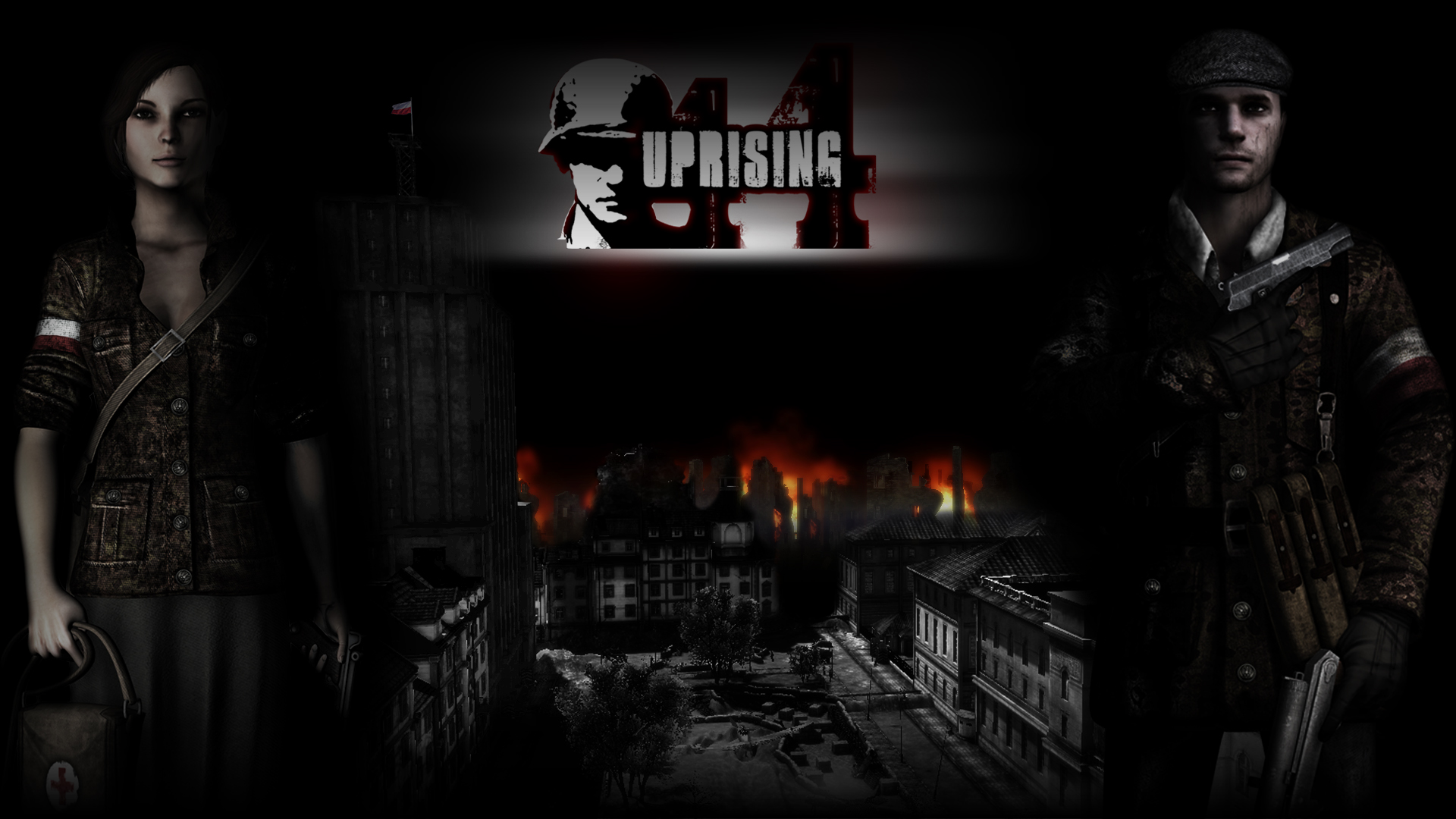 Uprising44: The Silent Shadows, recrea la sublevación de Varsovia [Vídeo]