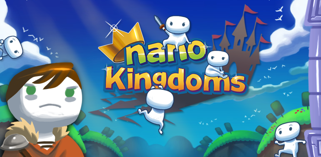 Nano Kingdoms ya está disponible en la Play Store [Android]
