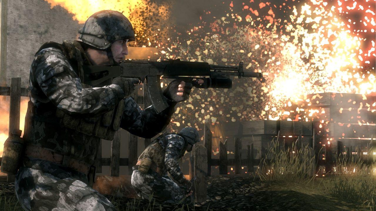 Se prepara una serie de Battlefield: Bad Company [Adaptaciones]