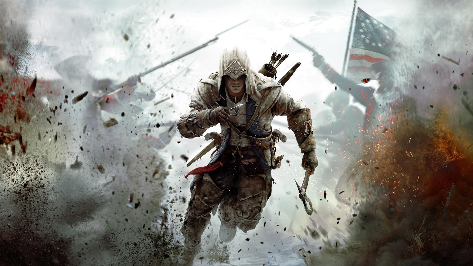 Trailer de lanzamiento de Assassin's Creed III [Video]