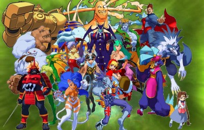 Darkstalkers are not dead:Darkstalkers Resurrection
