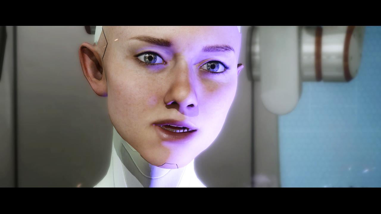 El corto de Quantic Dream, Kara, esta nominada a los Oscar