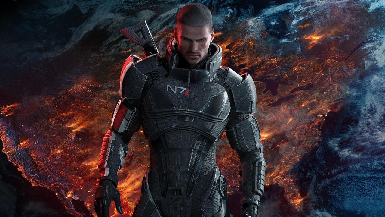 ¿El comandante Shepard en Mass Effect 4? eeh no! [Corazones rotos]