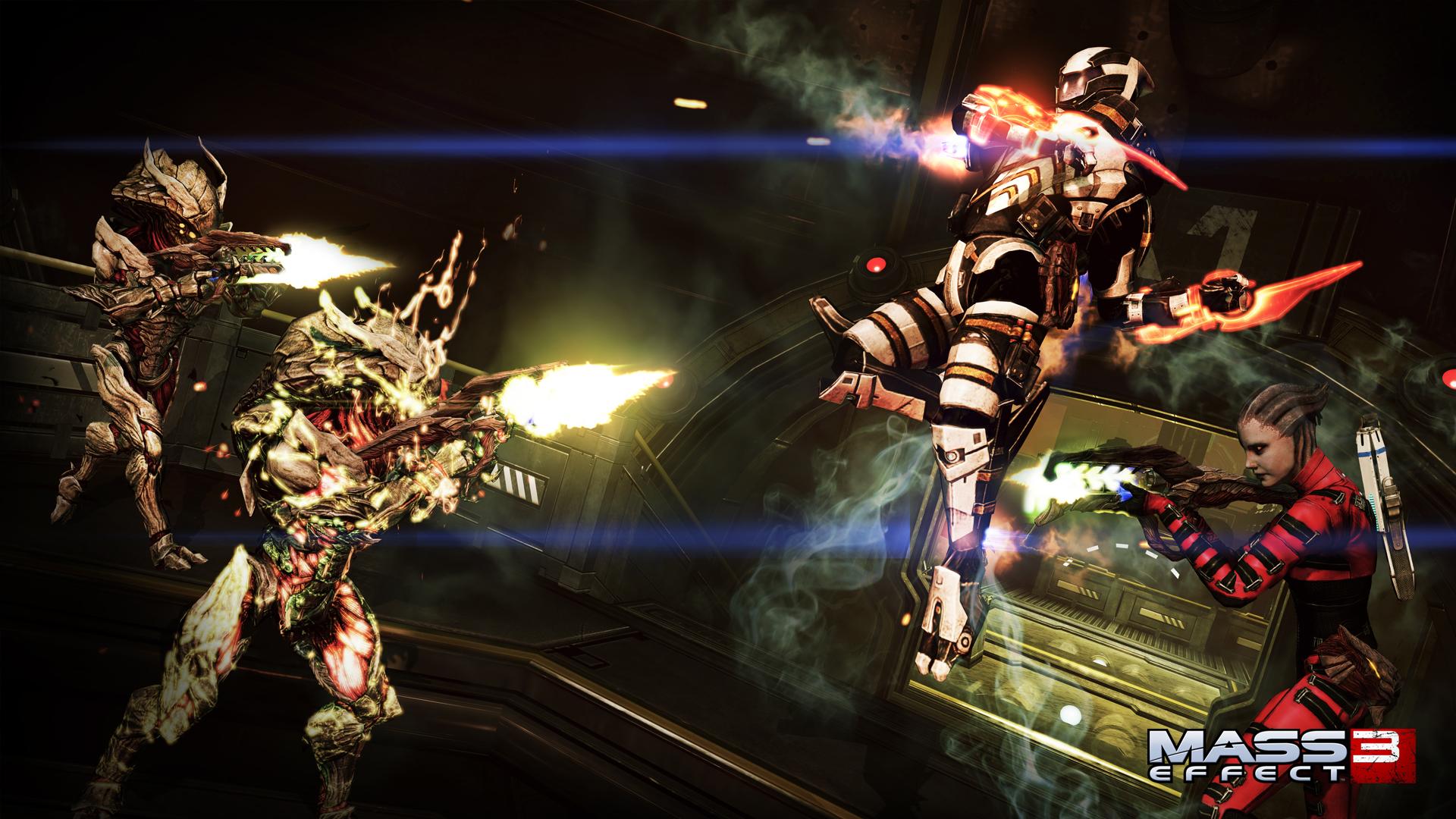 Detalles de Retaliation, el nuevo DLC gratuito para Mass Effect 3 [Video]