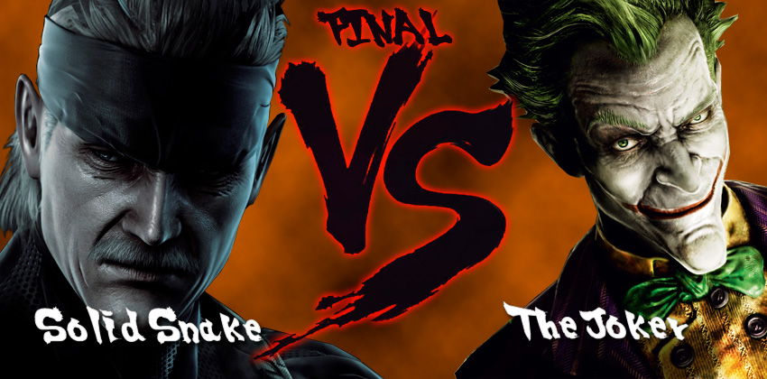 Primer Torneo de Personajes – Final