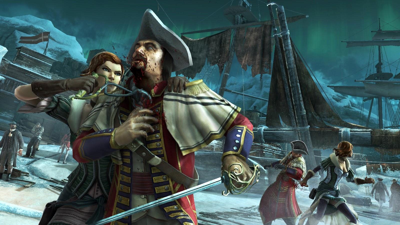 Desvelados los modos multijugador de Assassin's Creed III [Clip]