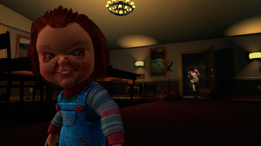 Chucky busca volver a asustarnos... ahora en un juego [THE HORROR!!!] (Actualizado)