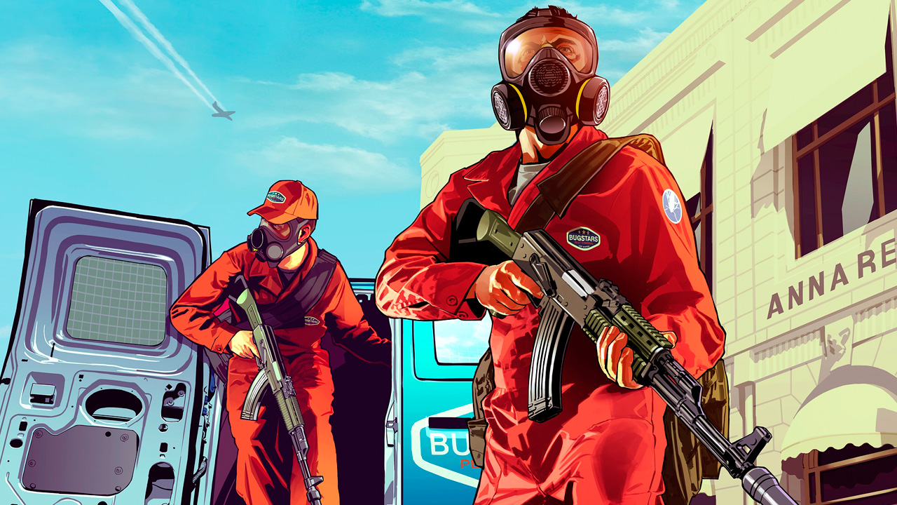 Confirmado Grand Theft Auto V para el segundo trimestre de 2013 [Let the Hype Begin!]