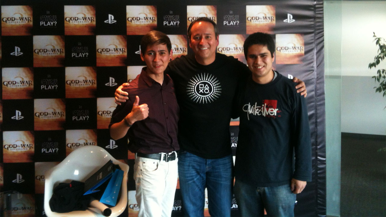 LagZero Entrevista: Mark Stanley sobre God of War, PSN en Sudamérica y Vita CrossPlay [Audio]