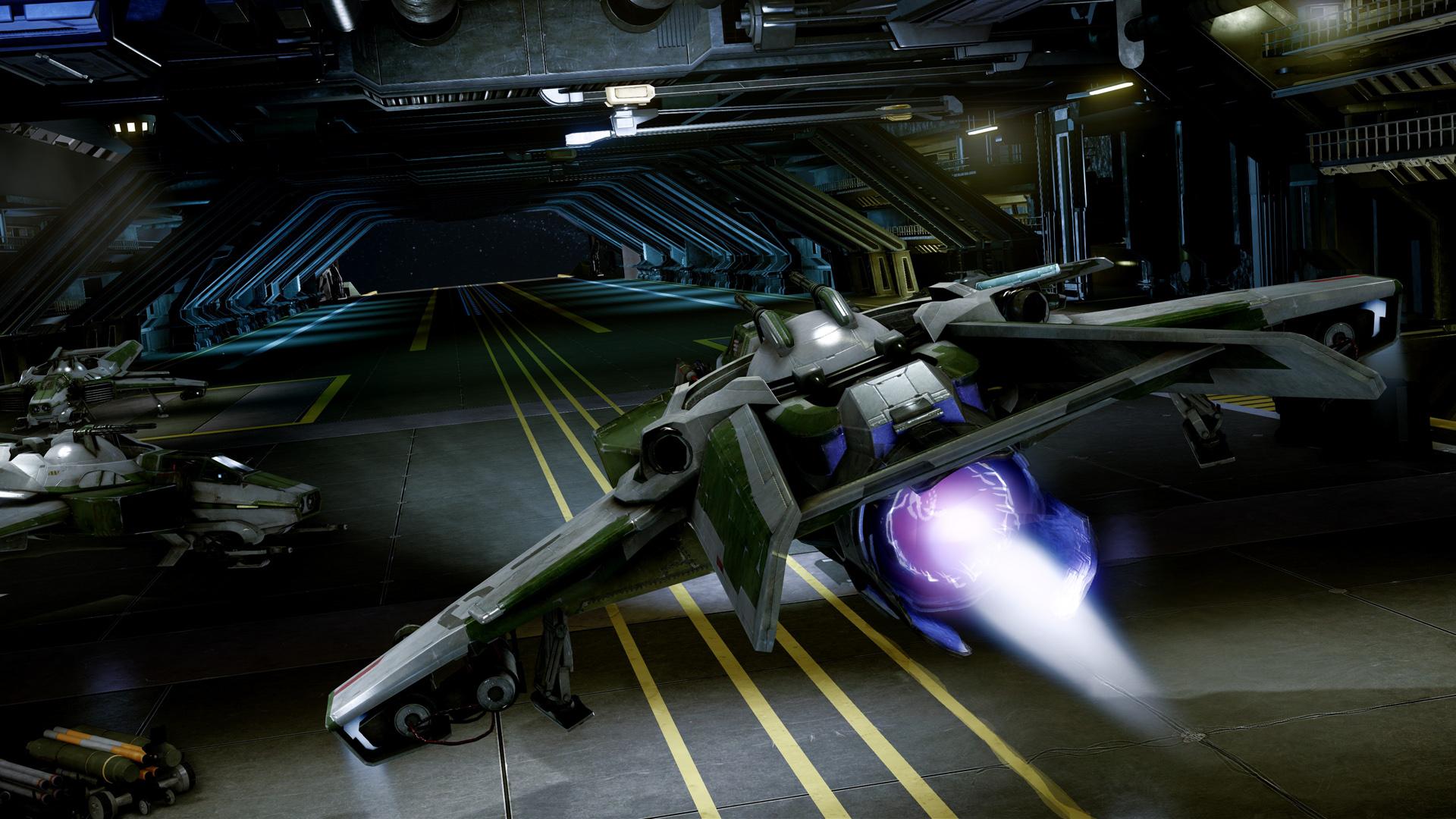 Del creador de Wing Commander, Strike Commander, Privateer y Freelancer llega Star Citizen [Take my money]