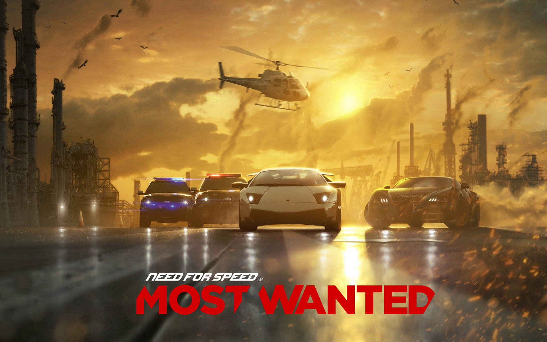 LagZero Analiza: Need for Speed: Most Wanted a Criterion Game [Arcade Review]
