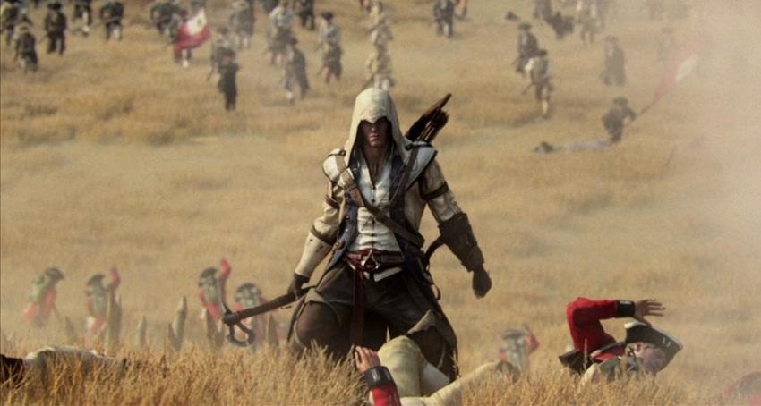 Copias de Assassin's Creed III para tres países han sido robadas [OMAIGAD NIUS]