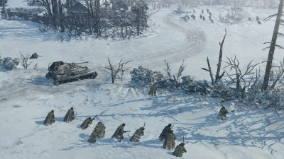 Admiren el multijugador de Company of Heroes 2 [Video]