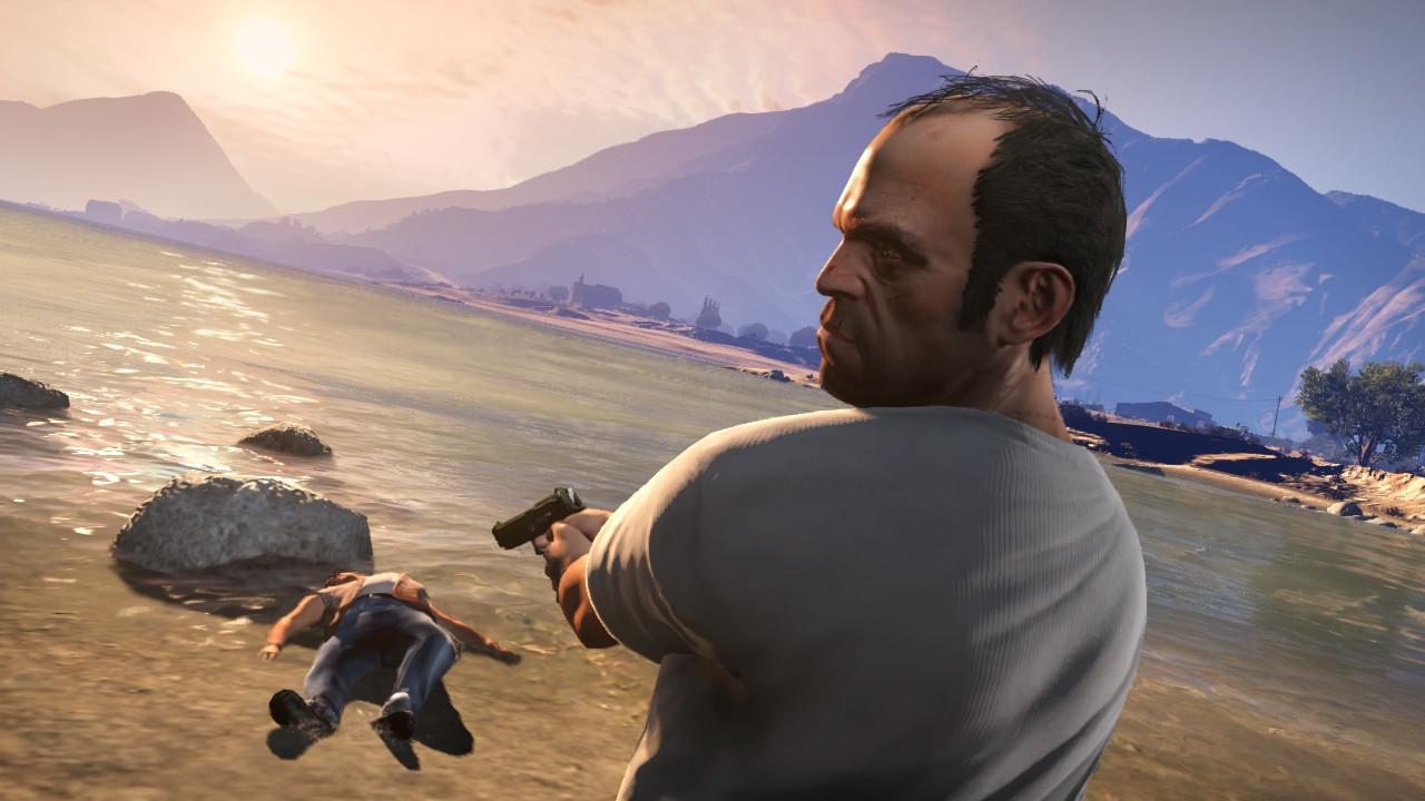 Este es el segundo trailer de Grand Theft Auto V [BABA]