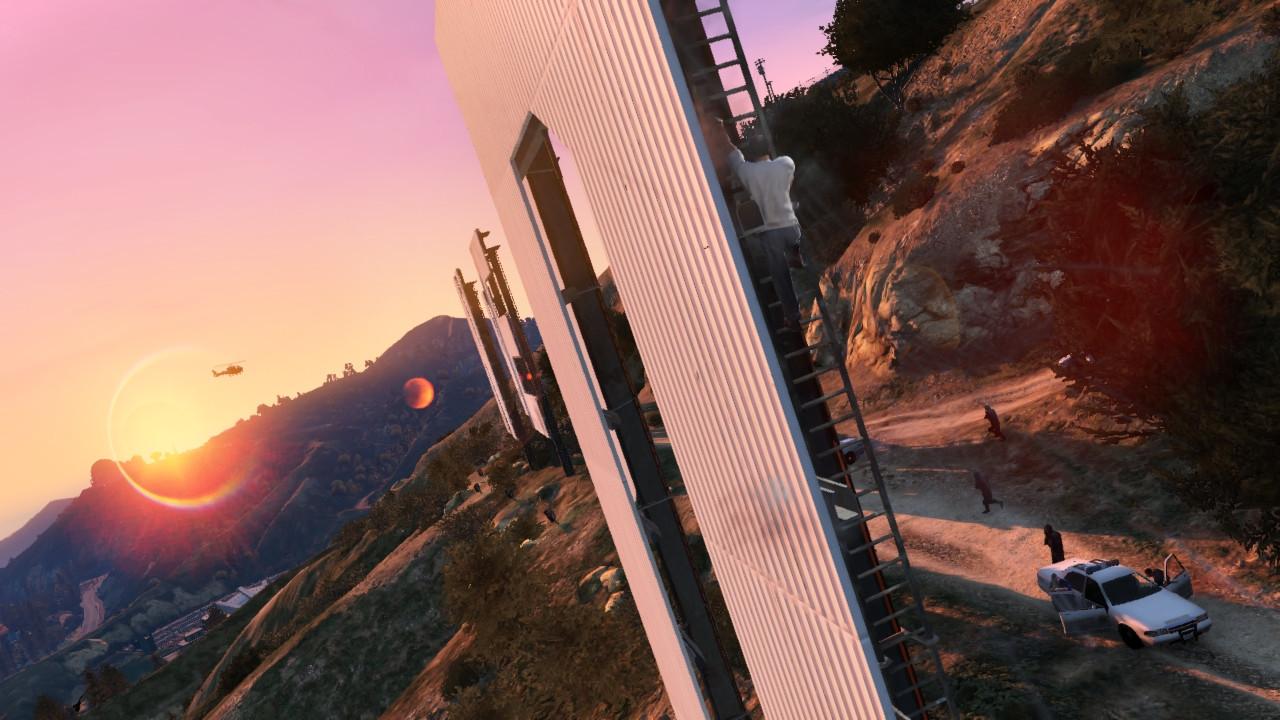 Llegan un montón de imágenes de GTA V y más detalles [Screenshots]
