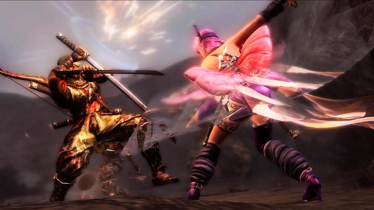 Disfrutemos de las mutilaciones en este nuevo video de Ninja Gaiden 3: Razor's Edge [Gameplay]