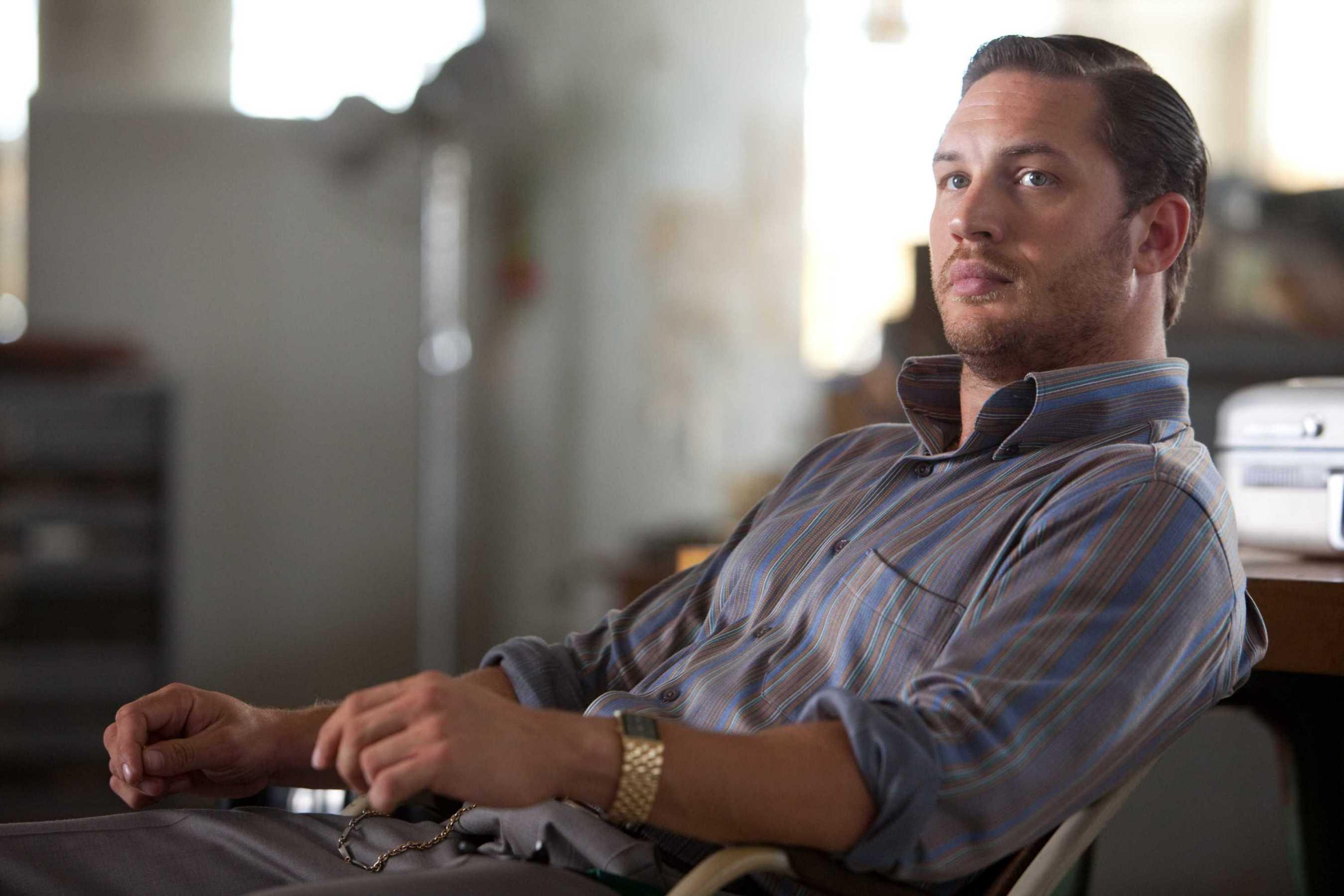 Sam Fisher será encarnado por Tom Hardy en la película de Splinter Cell