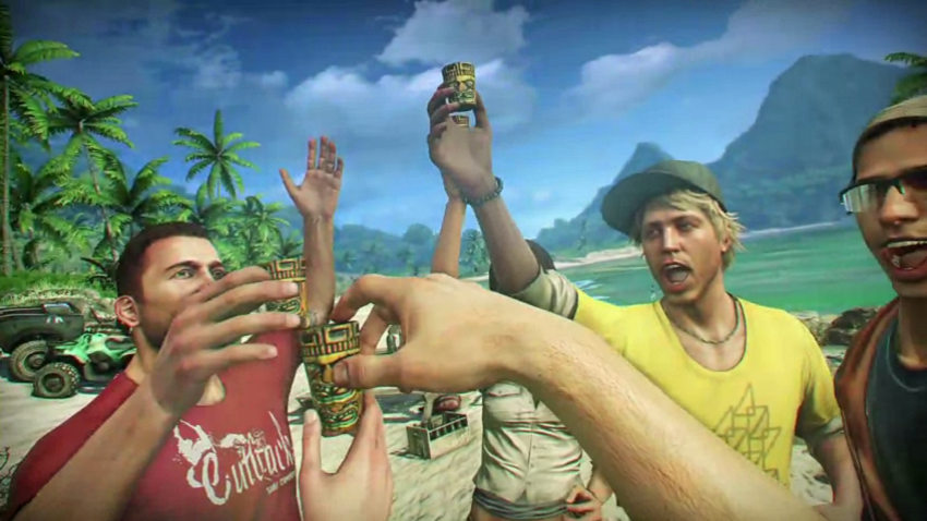 Trailer de lanzamiento de Far Cry 3 de 10 minutos [TRAILER FTW]