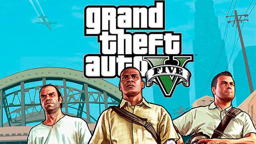 Detalles oficiales de GTA V