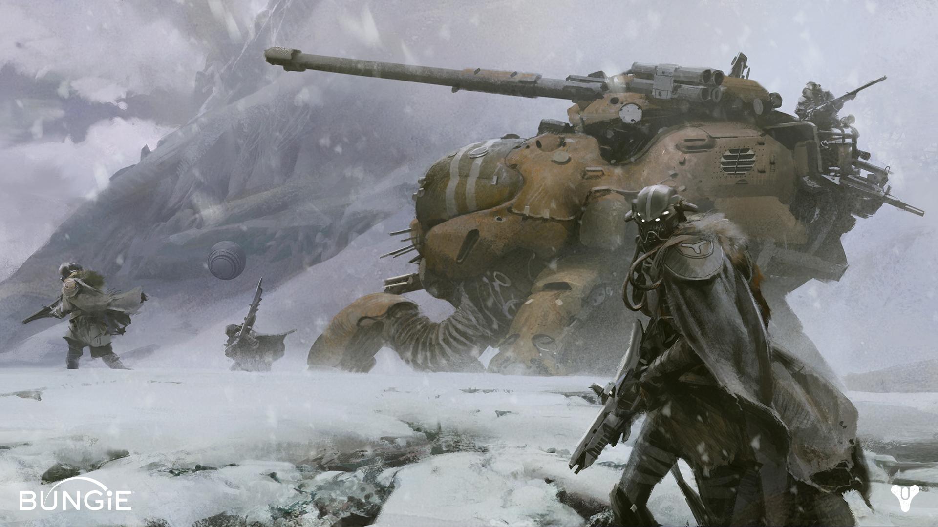 Imagenes y trama del nuevo juego de Bungie, Destiny [Leak]