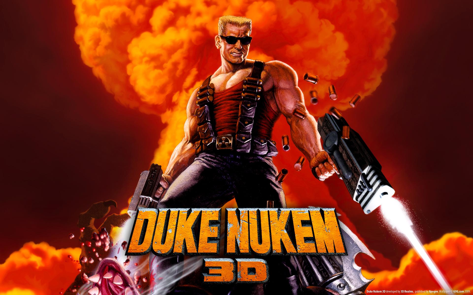 Solo por tiempo limitado: Duke Nukem 3D es gratis por GOG [Come get some!]