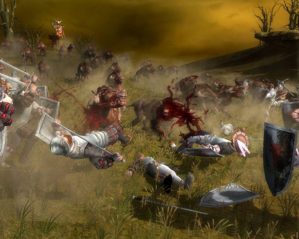 Se nos vendrá un nuevo Total War ambientado en el universo de WarHammer [Epic Osomness!]