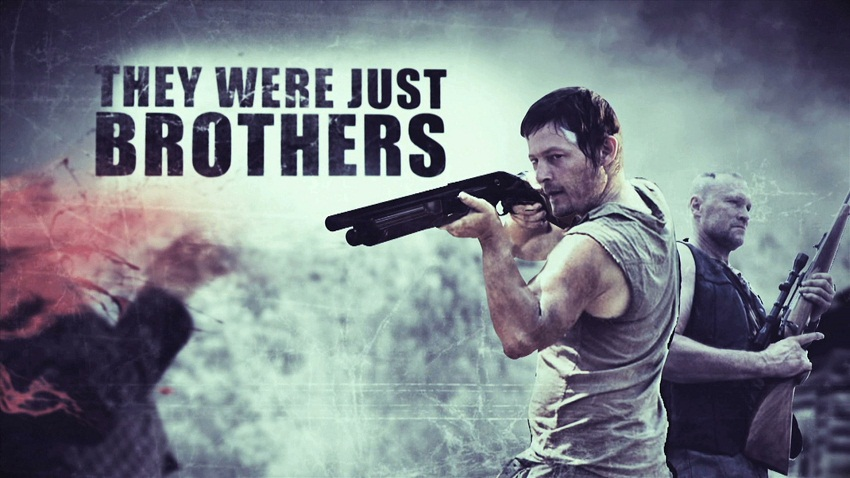 Norman Reedus y Michael Rooker serán parte de el FPS de The Walking Dead