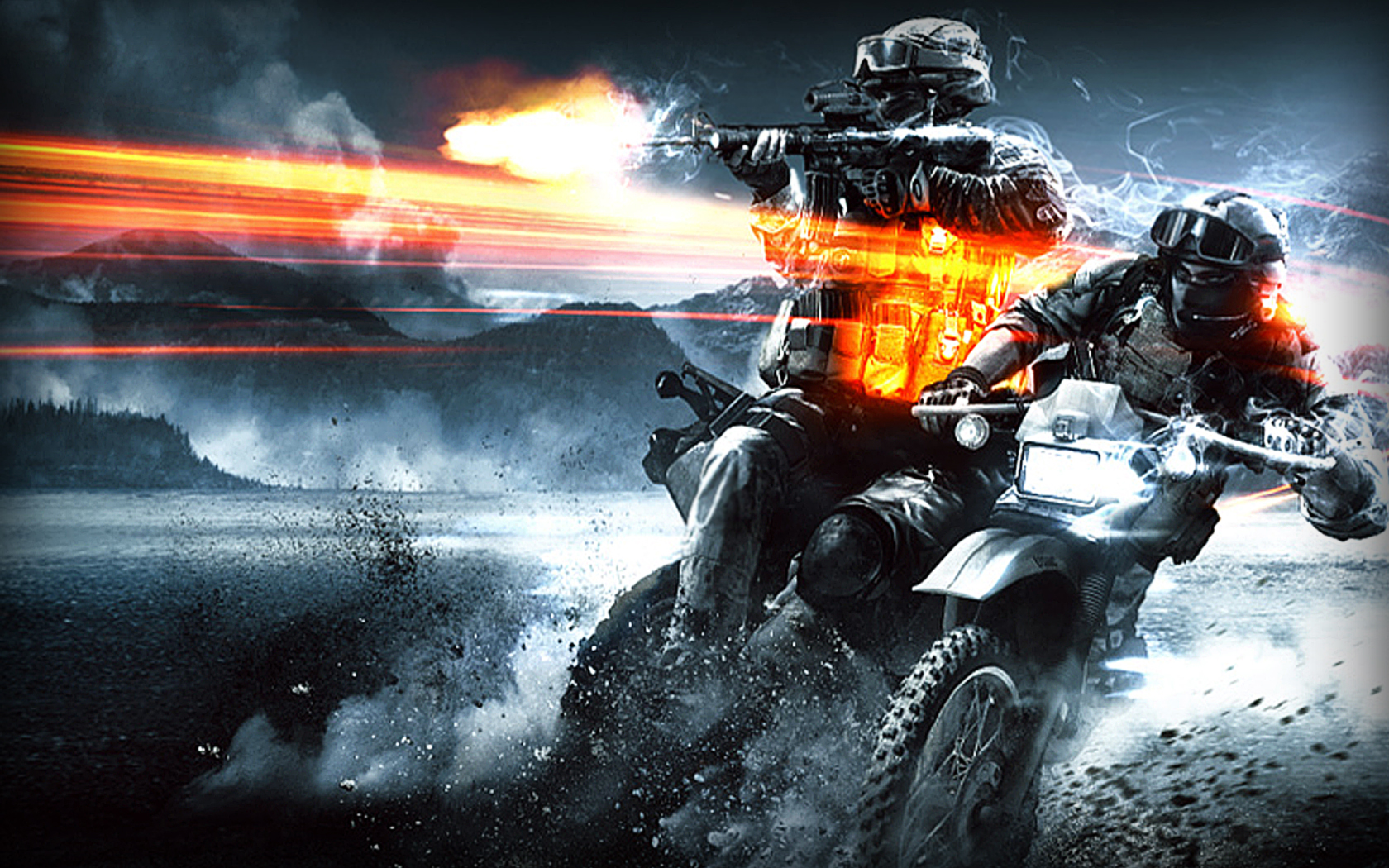 End Game incluirá motos dentro de Battlefield 3 [DLC]
